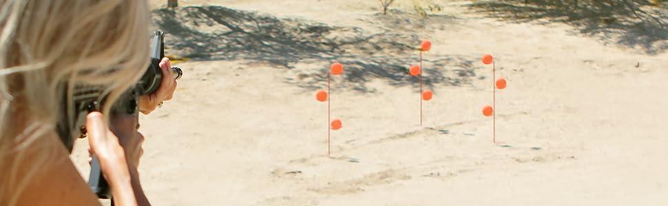 gosports outdoors target range shooting practice hunting optics accessories gun hobby clay pigeons