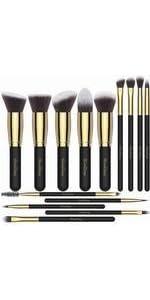 2018 New Arrival Makeup Brushes, New Model, Most Popular Makeup Brush Set