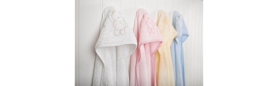 neonato con cappuccio baby towel bagnetto baby per bambini neonati regalo per il battesimo towel