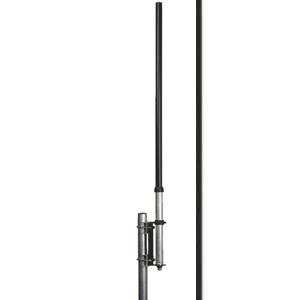 Sirio Antena Thunder 27, Antena CB Fija 1/4 、 Helical Loaded Dipole, Frecuencia 25 – 29 MHz precalibrada, Independencia del Plan de Masa, Ganancia ...