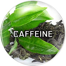 green tea leaf extract caffeine energy booster for men curb cravings for women pro bio slim