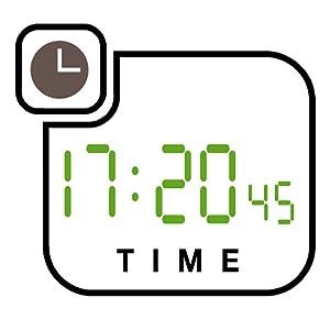 Beurer PM 25 Zeit-Funktionen