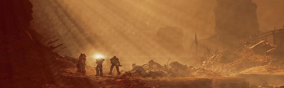 Átomo, Fallout 76