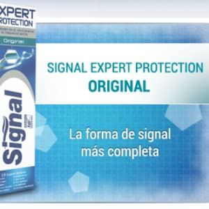 Signal Cuidado Completo - Expert Protection