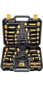 57 pcs screwdriver set