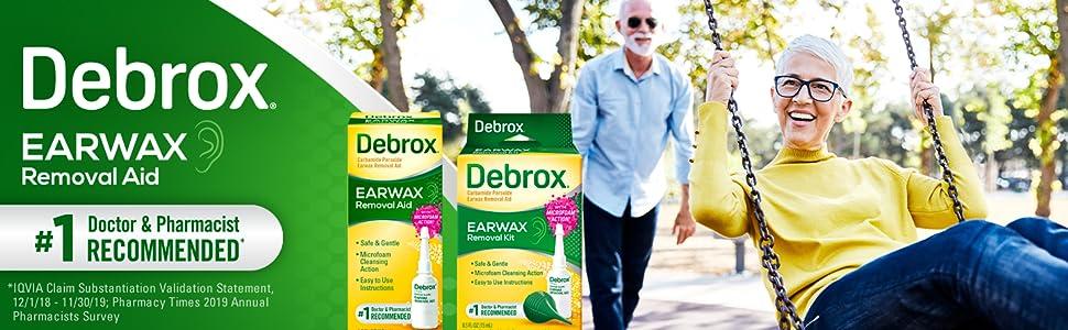 Debrox Earwax Removal Aid