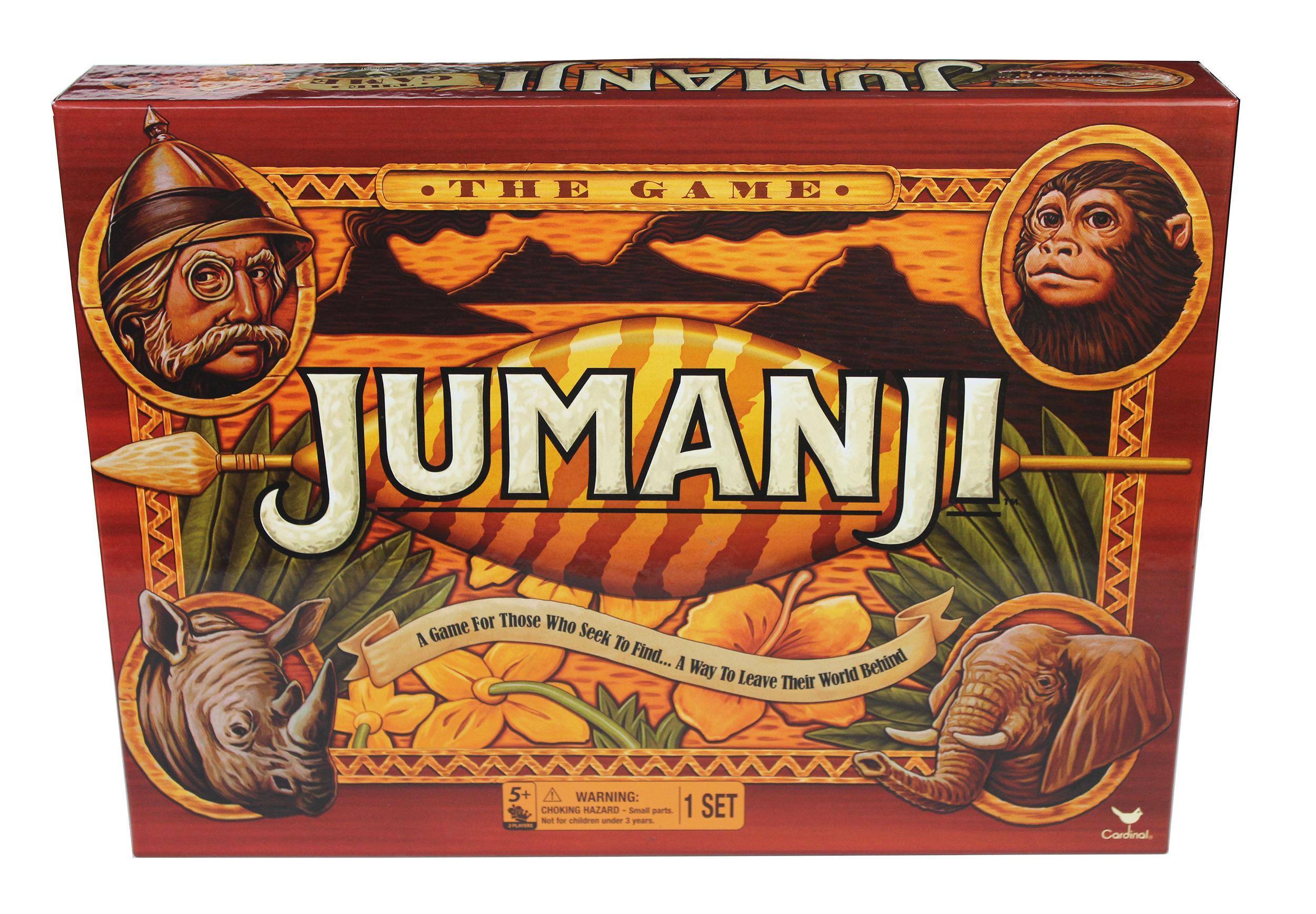 jumanji brettspiel