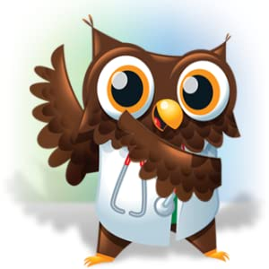 cough cold childrens owl dr cocoa runny nose congestion nighttime daytime sneeze