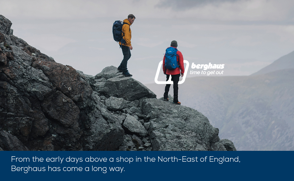berghaus, outdoor, TNF, jacket