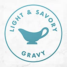 Light and savory gravy
