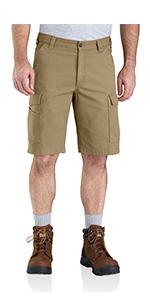 mens shorts, cargos, work, workwear