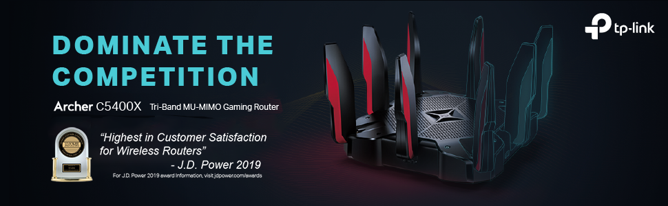 Archer C5400X Gaming Router