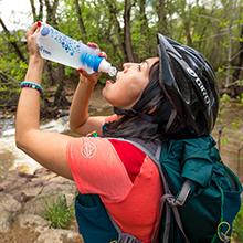 Drink Water, Not Dirt
