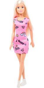 ... Barbie Muñeca Chic vestido rosa