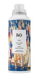 sail soft wave spray