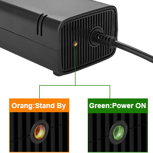 power supply led indicator