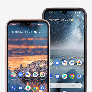 Nokia 4.2 pure android