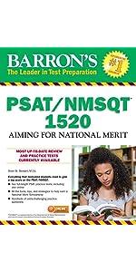 Test Preparation; PSAT; NMSQT; National Merrit