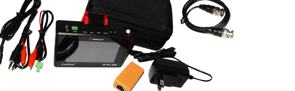 triplett 8066 complete touchscreen camera test kit