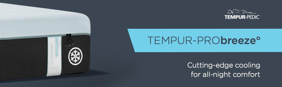 Tempur ProBreeze Medium Hybrid
