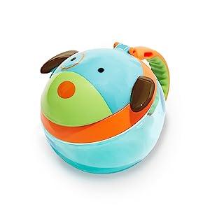 Skip Hop, Toddler, Snack Cup, Baby, Dog