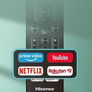 Fernbedienung Streaming Video on Demand