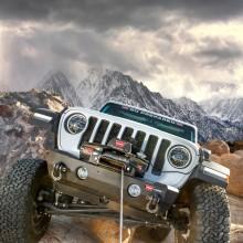 WARN VR EVO with Jeep Wrangler
