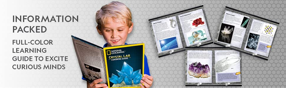 national geographic crystal growing lab