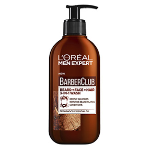 L'Oréal Men Expert Barber Club 3-In-1 beard + face + hair