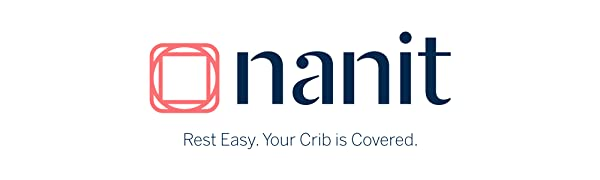 Nanit. Rest Easy. Your Crib is Covered.