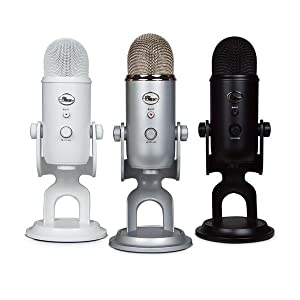 Blue Microphones Yeti マイク 高音質