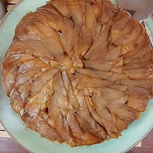 Rose Levy Beranbaum Apple Upside Down Cake
