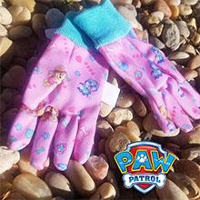 paw patrol, nickelodean, garden gloves, toys, toddler