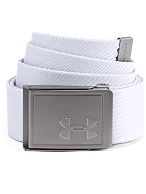 UA Men's Webbing 2.0 Belt