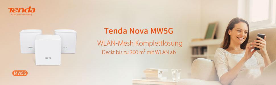 Tenda Nova Wifi System White Elektronik