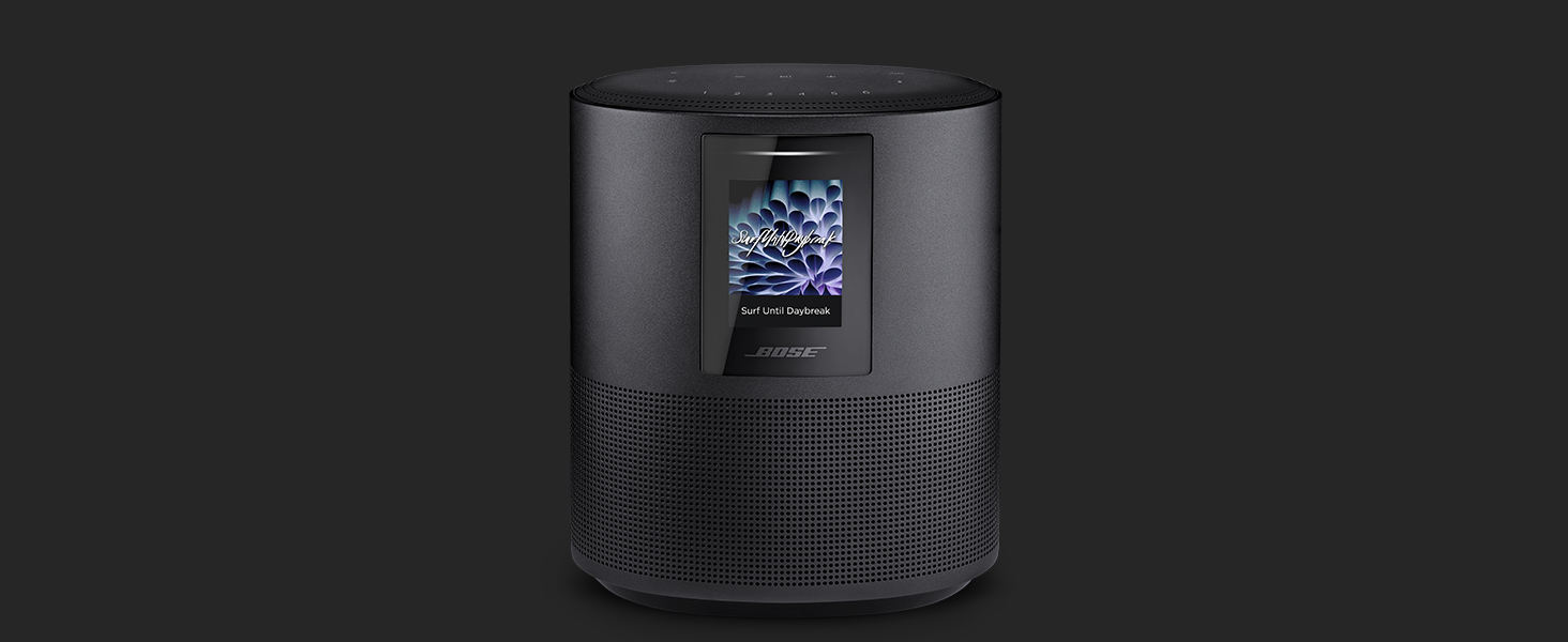 Home SPeaker 500, smart speaker, alexa, amazon speaker
