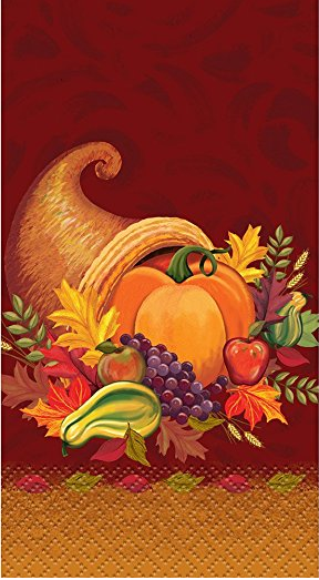 Fall Harvest Thanksgiving Dinner Plates 8ct · Fall Harvest Thanksgiving Dessert Plates 8ct · Fall Harvest Thanksgiving Party Napkins 16ct ...  sc 1 st  Amazon.com & Amazon.com: Fall Harvest Thanksgiving Dinner Plates 8ct: Kitchen ...