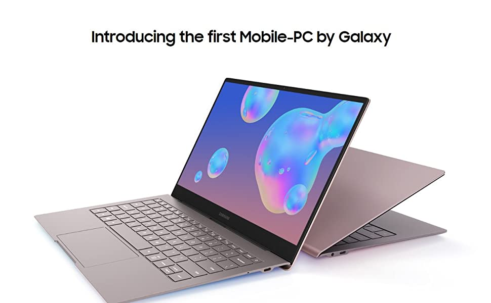 First Galaxy Mobile PC