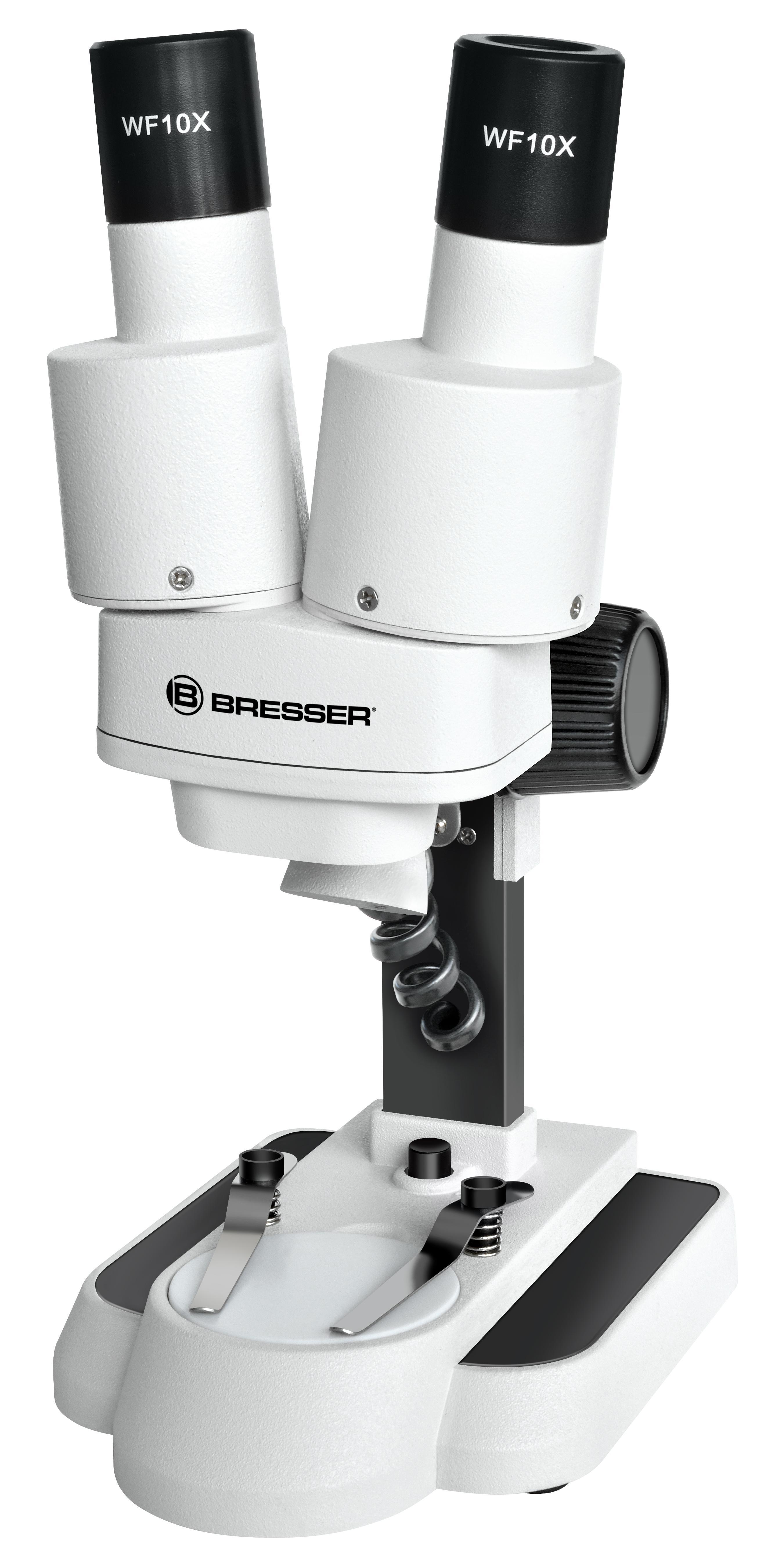Bresser Junior Mikroskop blau 40-640x
