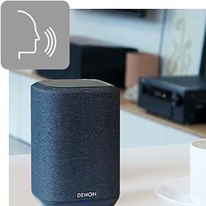 Denon AVR-S960 voice control