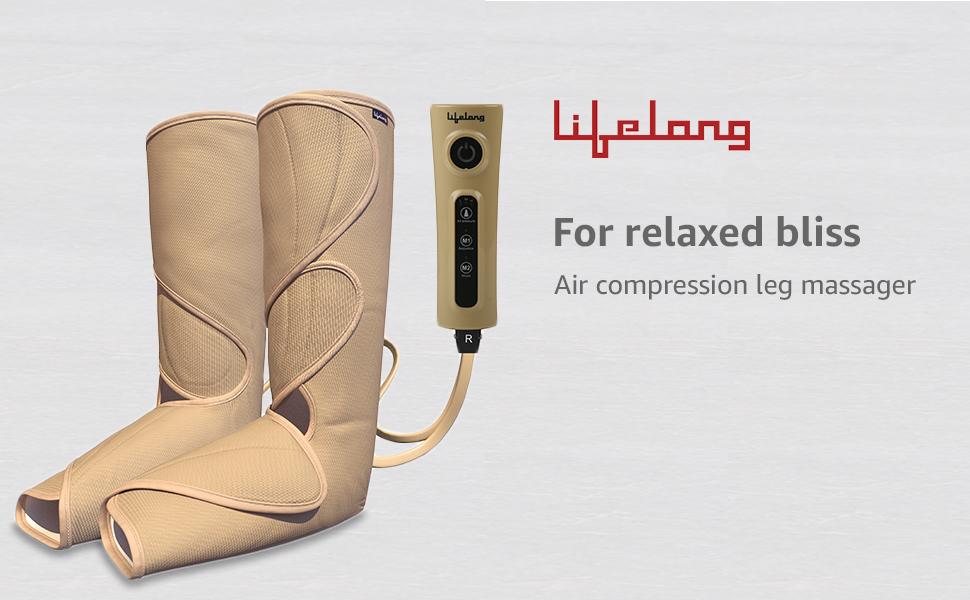 Lifelong Full Leg Air Compression Massager