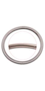 pezzo di ricambio accessori Fissler vitavit comfort//Premium GUARNIZIONE ANELLO per Ø 18cm