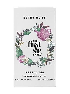 berry bliss tea