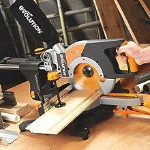 large cut capacity miter saw