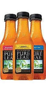 Pure Leaf Sweetened Teas Variety Pack