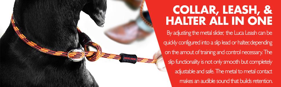 3\u2019 leash 24\u201d pull strap set