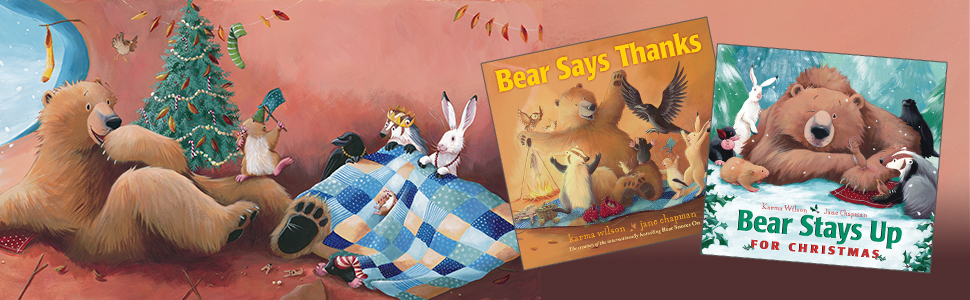 The Bear Books
