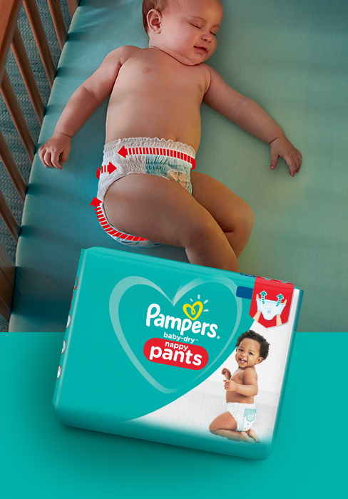 Baby-Dry Pants Luierbroekjes