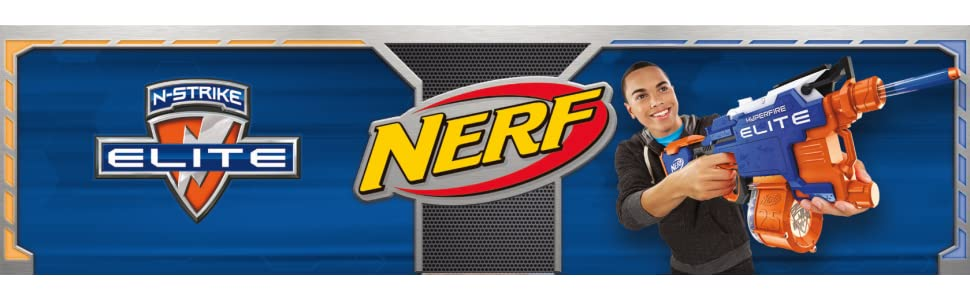 nerf; juegos de disparo; juguetes; juguete; lanzador; raptorstrike; nerf elite