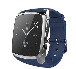 PRIXTON sw21 - Smartwatch de 1.54
